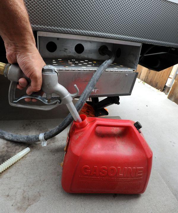 Fixing A Seized Toyhauler Fuel Pump Polaris RZR Forum RZR Forumsnet - Weekend warrior toy hauler wiring diagram